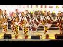 Traditional Romanian Dance - 'Trupa DINAMIC' 'Kenyan Dancers' - Romania Kenya / Romania 2016