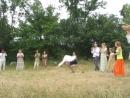 танец Гопак на празднике Летнее Солнцестояние 22 июня 2018 года