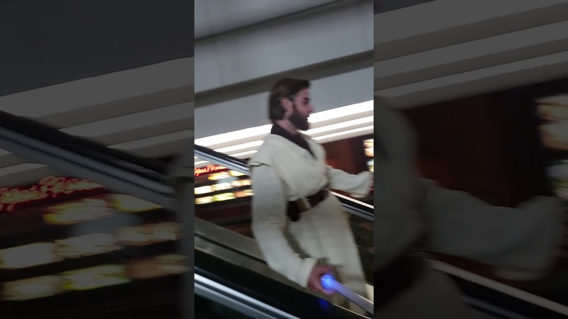 It's over Anakin I have the High Ground but it's in a mall