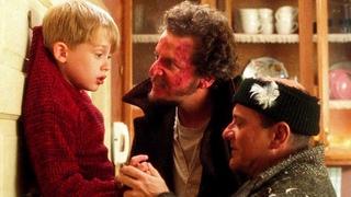 Гарри и Марв перехитрили Кевина. Один дома (1990) год.