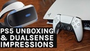 PlayStation 5 Unboxing and DualSense PS5 Controller Impressions (Feat. Astro's Playroom!)