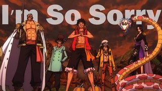 One Piece Stampede - I'm So Sorry