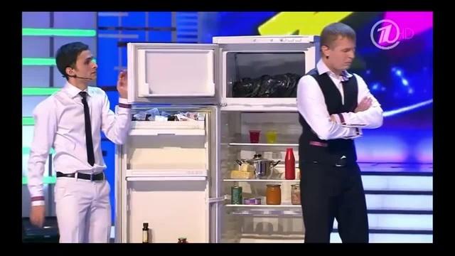 КВН Днепр 2013 Высшая лига Первая 1 8