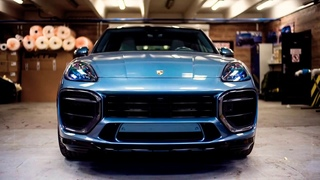 Porsche Cayenne Coupe - MTR Design-Luxury car-2020