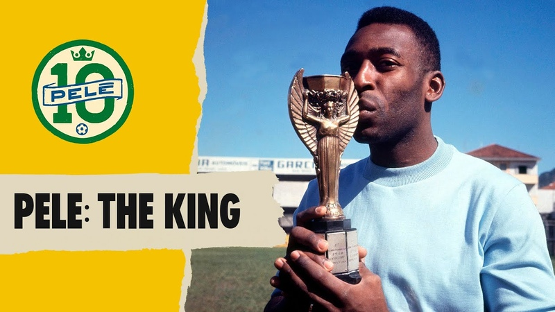 Pele The King Turns 80 FIFA World Cup