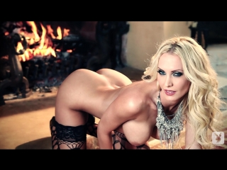 PlayBoy  Jennifer Vaughn - Tuscan Heat