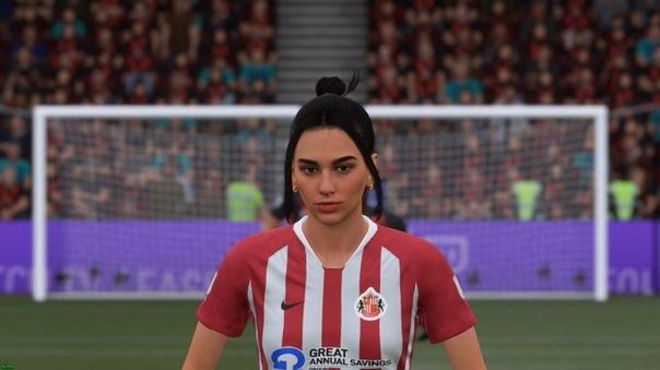 В FIFA 21 добавили Дэвида Бекхэма, Льюиса Хэмилтона, Дуа Липу и других знаменитостей