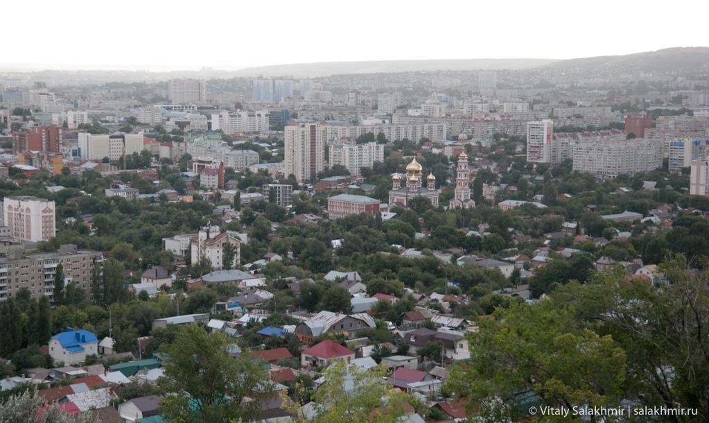 Панорама Саратов, Парк Победы, Саратов 2020