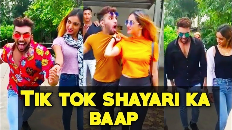 TikTok Shayari Ka Bap Part '25' Jaiswal Mukesh Tik Tok Musically Videos September 2019