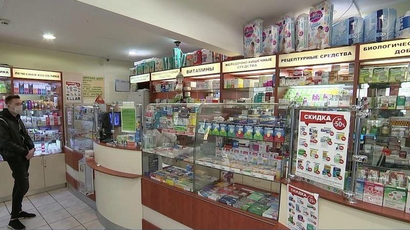 Российские медики обеспокоены бесконтрольным приемом гражданами лекарств