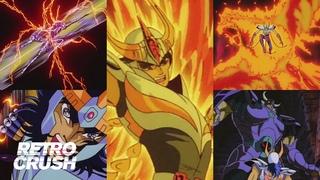 Phoenix Ikki's Badass Moments from Saint Seiya