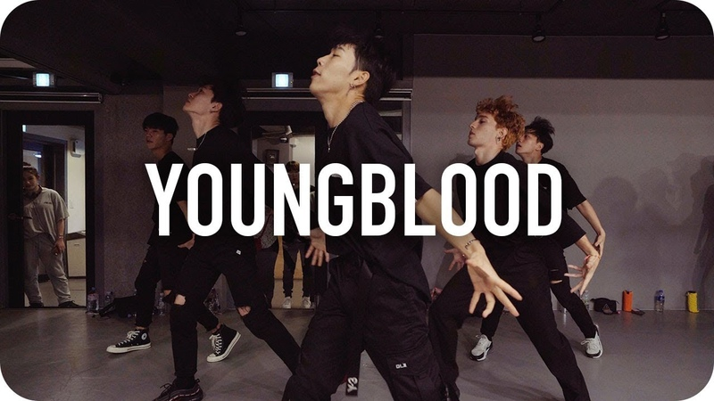 Youngblood 5 Seconds Of Summer Koosung Jung Choreography