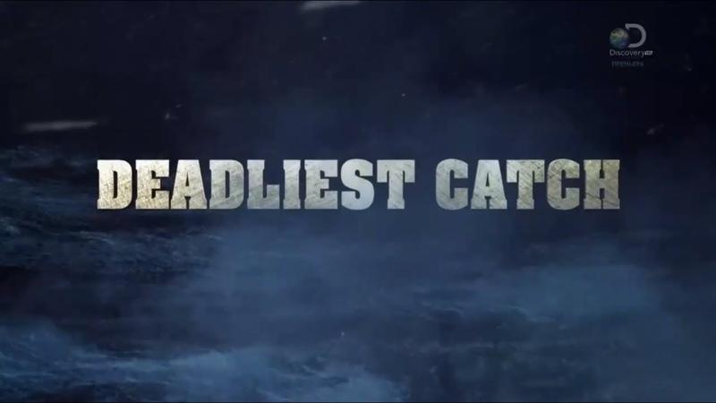 Смертельный улов 14 сезон 19 серия Войны за территорию Deadliest Catch 2018