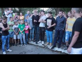 Street Battle NR-2 Сезон_Максим Шелест VS Alex Traine