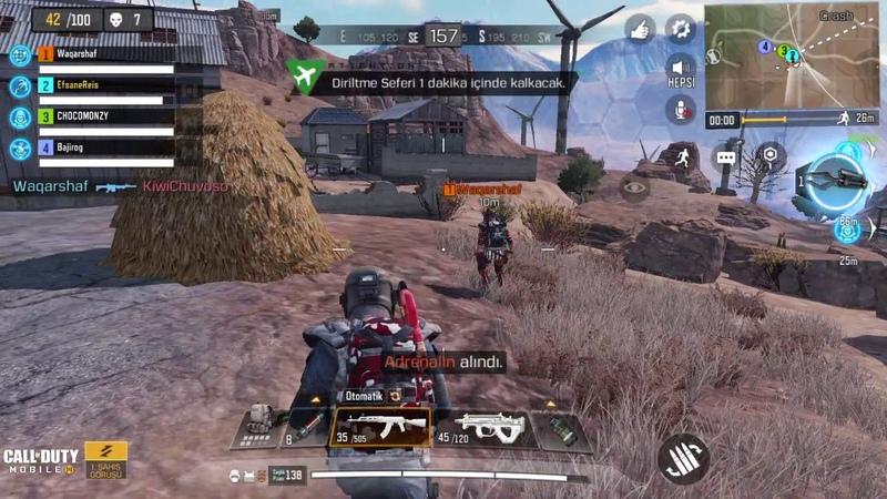 Call Of Duty Mobile Battle Royale Winner