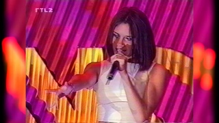 Spice girls. Super Bravo Show 1997