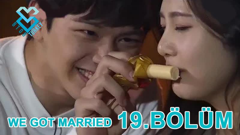 Türkçe Altyazılı We Got Married Sungjae Joy 19 Bölüm