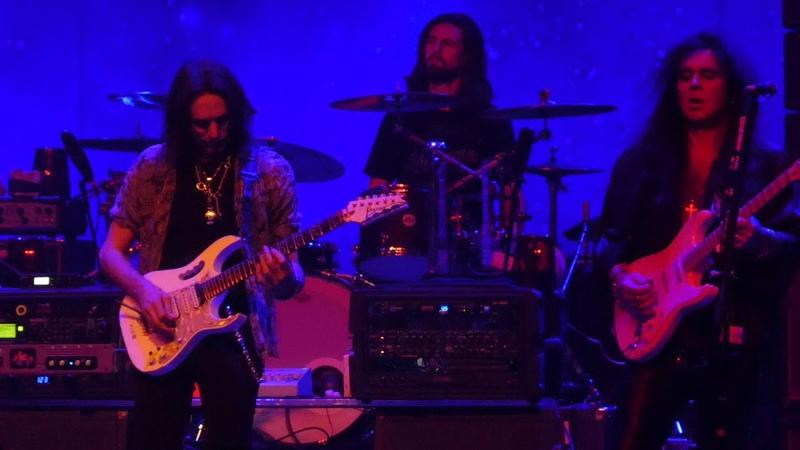 Bohemian Rhapsody Steve Vai Malmsteen Zakk Wylde Nuno@Atlantic City 11 30 18