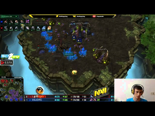 Анализ Jaedong vs Lucifron ZvT 2