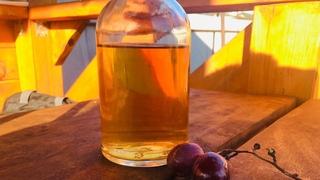 Ликер из винограда - простой, проверенный, домашний рецепт