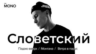 Словетский – Падаю вверх, Монтана, Ветра в парус (Премьера трека) / THĒ MONO SHOW