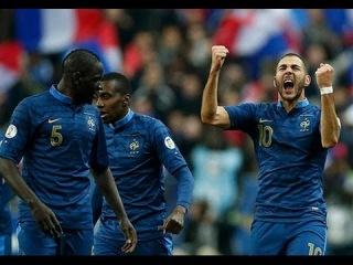 Франция Ямайка 8 - 0 all goals France vs Jamaica 2014