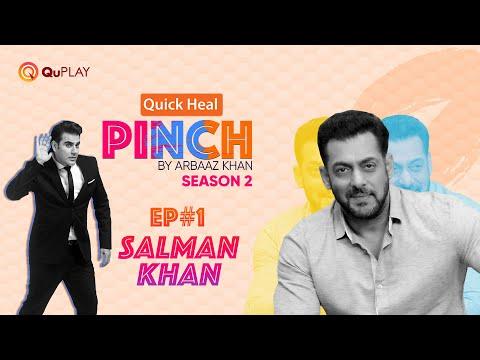 Quick Heal Pinch by Arbaaz Khan S2 Ep 1 Salman Khan Official Episode 1