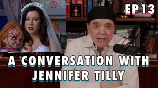 A Conversation with Jennifer Tilly   Chazz Palminteri Show   EP 13