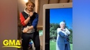 Dame Judi Dench busts a move with her grandson for an epic TikTok dance challenge
