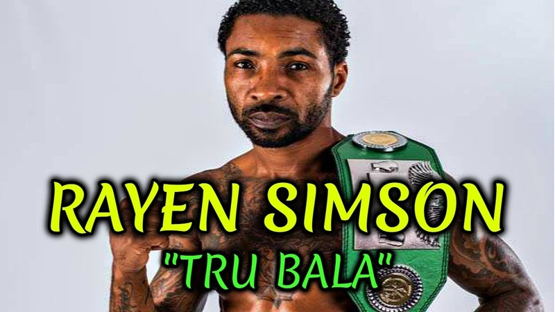 Rayen Simson Tru Bala Highlight | Muay Thai/Kickboxing