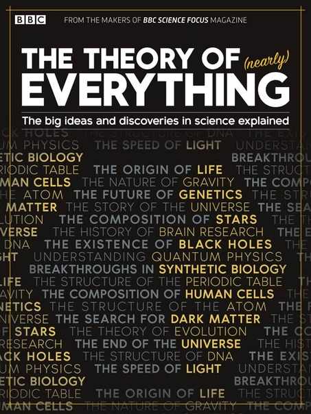 BBC Science Focus The Thory Of Everything
