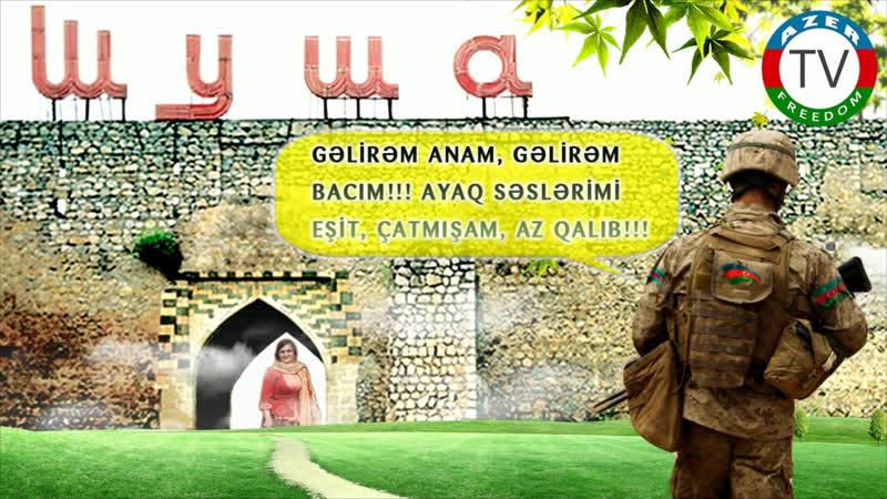 30.10.20 Biz Ermənistanın mülki obyektlərini, şəhər və kəndlərini, dinc sakinləri vurmalıyıqmı