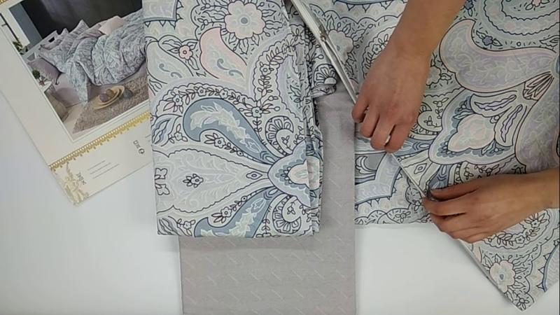 Комплект постельного белья C298 из коллекции Сатин 100% хлопок