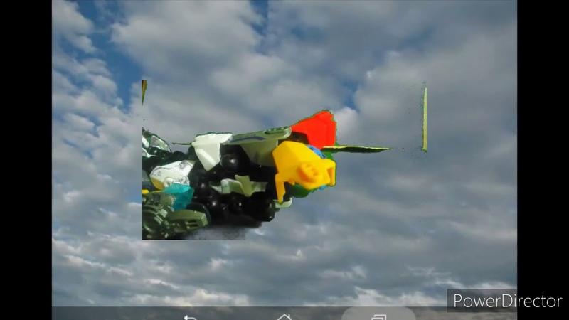 Тизер моего фильма Бионикл Рыцарь света