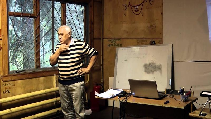Основы семиотики от Александра Барулина