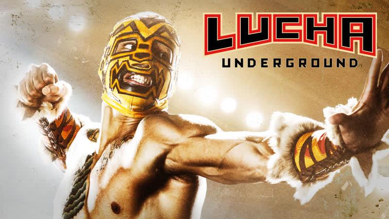Смотрим Lucha Underground (Сезон 1, Серии 22-24)