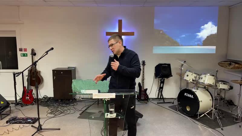 Live Церковь Новый завет г Березники