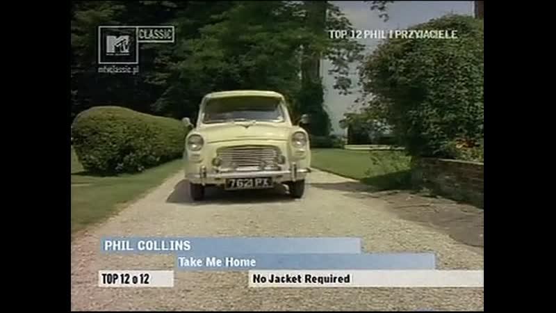Phil collins take me home mtv classic