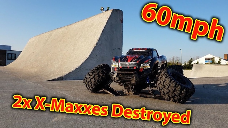 How did this happen? $4000 of RC Cars WRECKED! Traxxas X-Maxx UDR