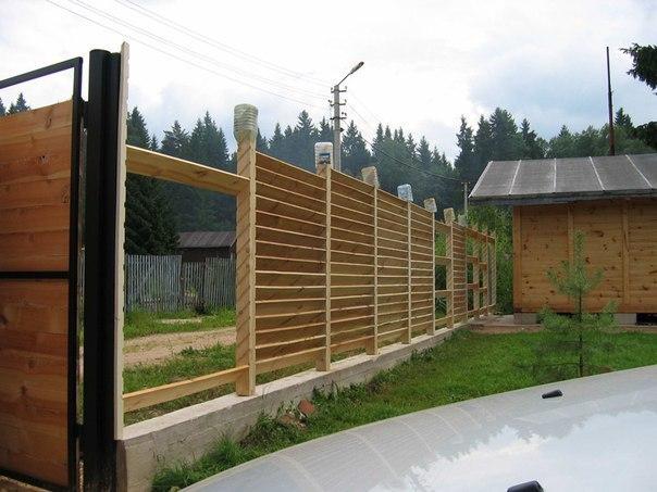 Забор жалюзи  Забор жалюзи идеально подходит для вашего участка,...