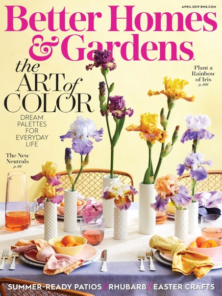 2019-04-01 Better Homes and Gardens