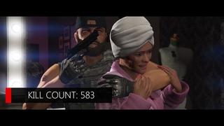 """John Wick's """"Grand Theft Auto V"""" ◄Kill Count: 726►"""