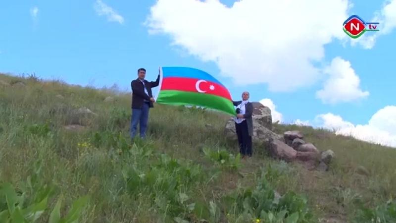 Naxçıvanın işğaldan azad edilmiş Günnüt kəndindən ilk reportaj