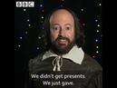 Upstart Crow: Shakespeare's Christmas Message 2018