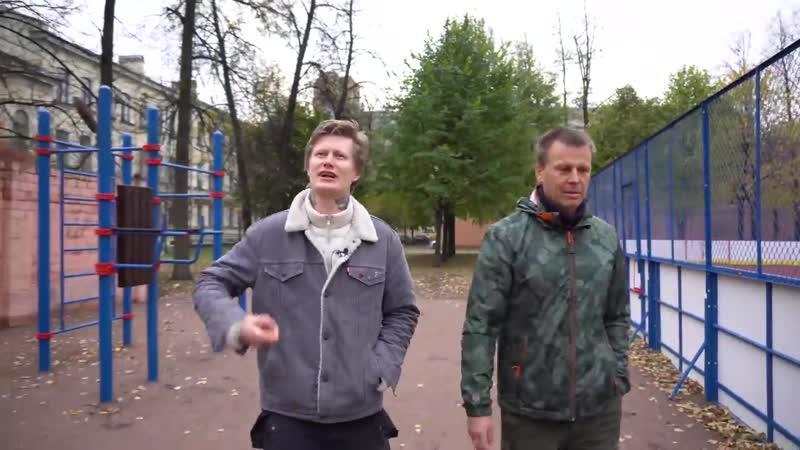 Павел Перец Питер с Лиссовым Jane Air Little Big проходные дворы Старо Невского