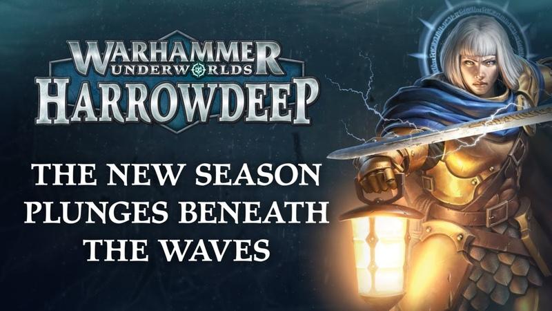 Warhammer Underworlds Harrowdeep Descends Beneath the Waves