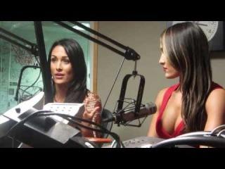 The Bella Twins speak on Total Divas Season 02, Daniel Bryan & The Yes Movement, John Cena and More!