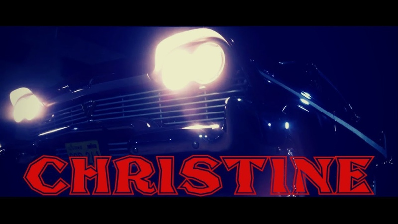 John Carpenter - Christine | Synthwave cover by Lynth Sord