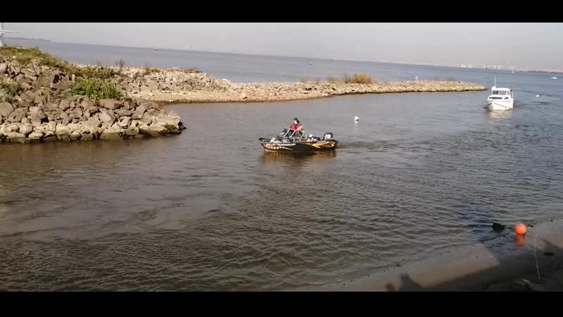 Морской парад в яхт клубе Балтиец ч1