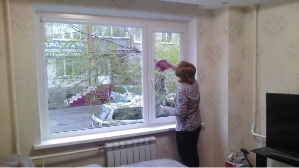 Мойка окон в квартире цены Минусинск